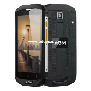 AGM A8 64GB Smartphone Full Specification