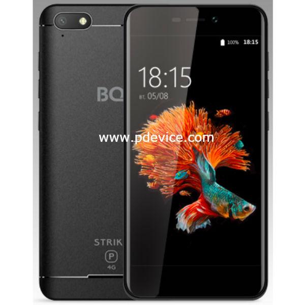 BQ Mobile BQS-5037 Strike Power 4G Smartphone Full Specification