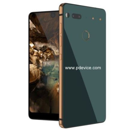 Essential Phone Smartphone Full Specification