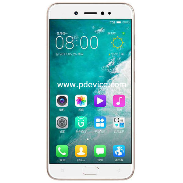 Gionee S10C Smartphone Full Specification
