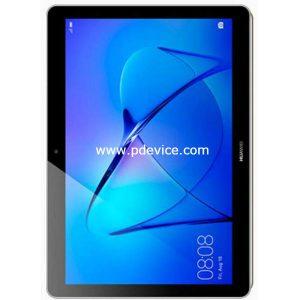 Huawei Mediapad T3 10 Wi-Fi Tablet Full Specification