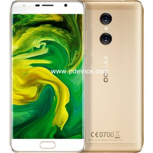 InnJoo Fire 4 Plus Smartphone Full Specification