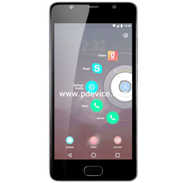 Panasonic Eluga Ray Smartphone Full Specification