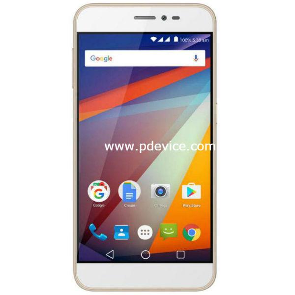Panasonic P85 Smartphone Full Specification