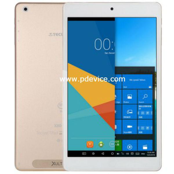Teclast X80 Power X5-Z8350 Tablet Full Specification