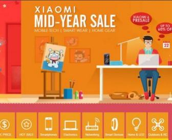 Xiaomi BIG SALE 60% OFF on All Gadgets