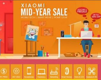 Xiaomi MID-YEAR SALE