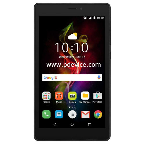 Alcatel Pixi 4 (7) 4G Tablet Full Specification