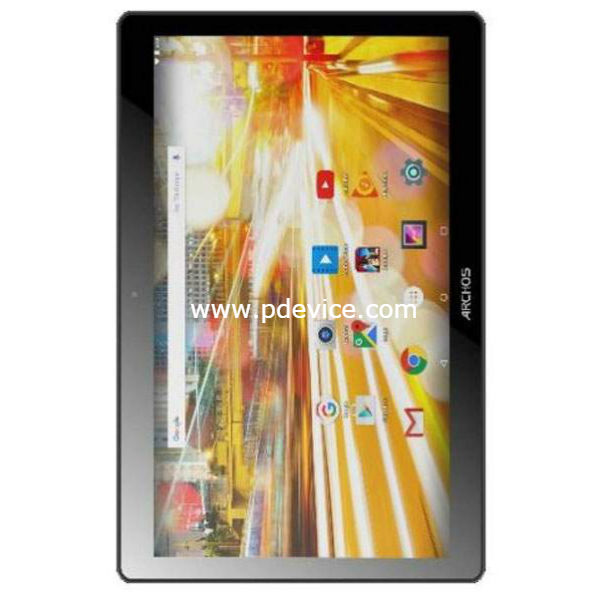 Archos 156 Oxygen Tablet Full Specification