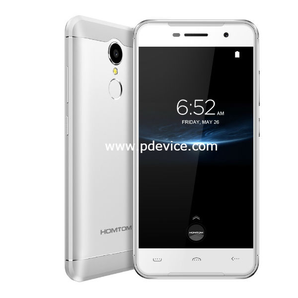 HomTom HT37 Pro Smartphone Full Specification