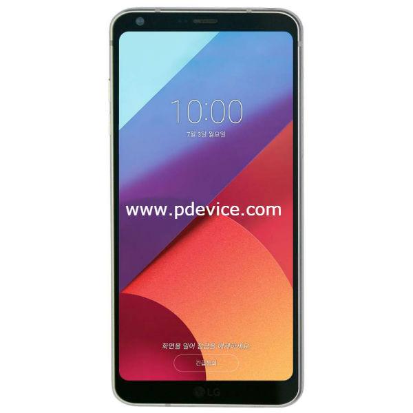 LG G6+ Smartphone Full Specification