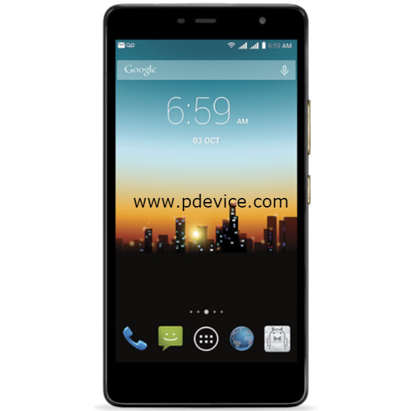 Posh Mobile Revel Max LTE L551 Smartphone Full Specification