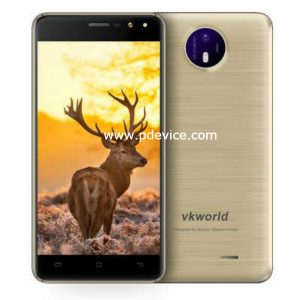 VKworld F2 Smartphone Full Specification