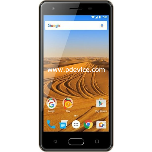 Vertex Impress Dune Smartphone Full Specification
