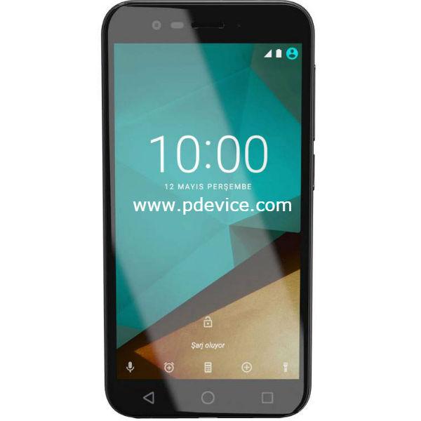 Vodafone Smart E8 Smartphone Full Specification