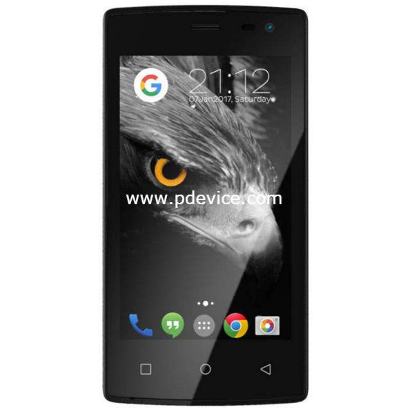 Zen Admire Glory Smartphone Full Specification