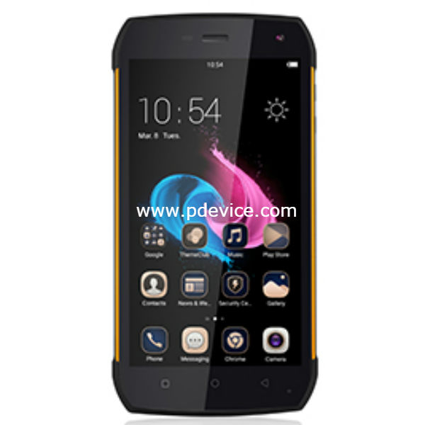 iNo Mobile iNo Scout 3 Smartphone Full Specification
