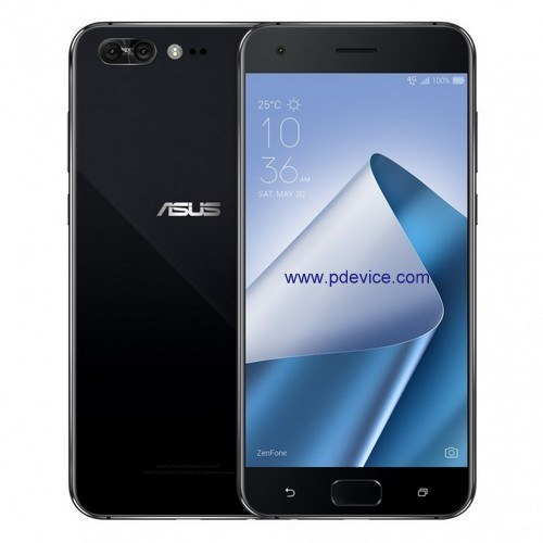 Asus Zenfone 4 Pro Smartphone Full Specification