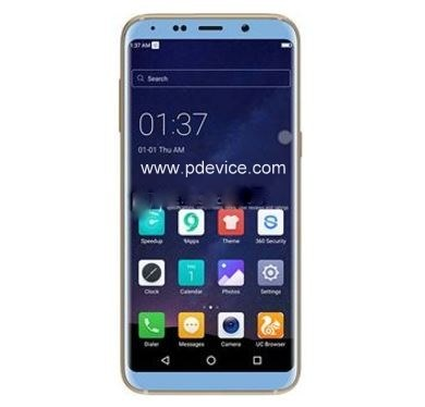 BLUBOO S8 Lite Smartphone Full Specification