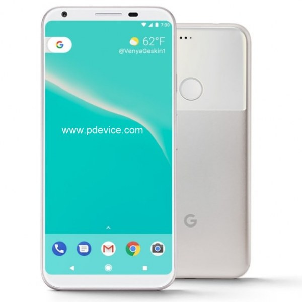 Google Pixel XL2 Smartphone Full Specification