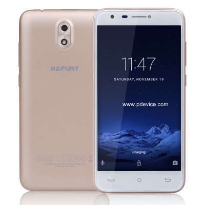 Hafury Mix Smartphone Full Specification