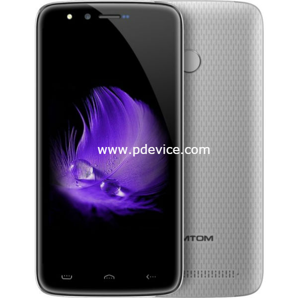 HomTom HT50 Smartphone Full Specification