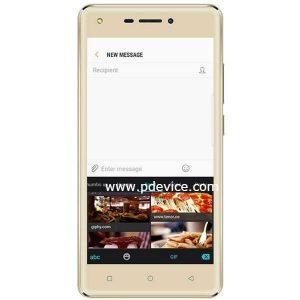 Intex Aqua Lions 3 Smartphone Full Specification