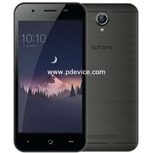 Lephone W12 Smartphone Full Specification