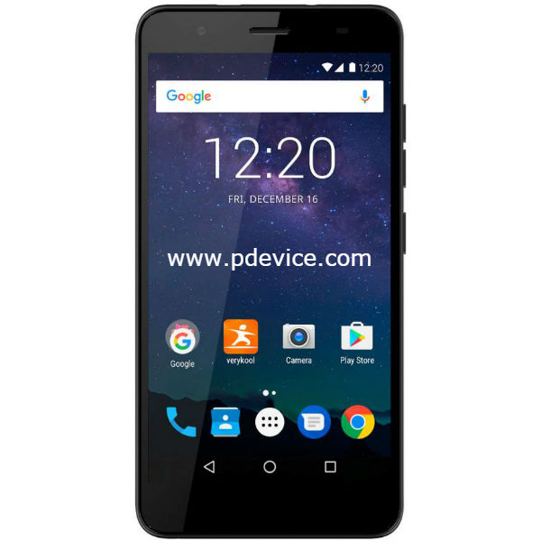 Verykool Alpha Pro S5527 Smartphone Full Specification