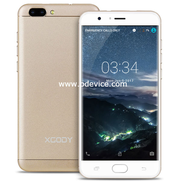 Xgody D18 Smartphone Full Specification