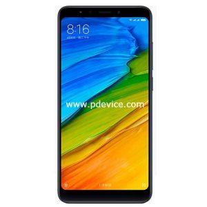 Xiaomi Redmi 5 Smartphone Full Specification