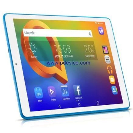 ALCATEL A3 Tablet Full Specification