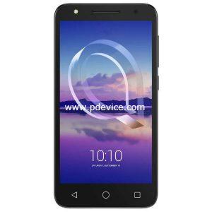 Alcatel U5 HD Smartphone Full Specification