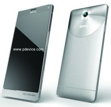 BenQ F55 Smartphone Full Specification