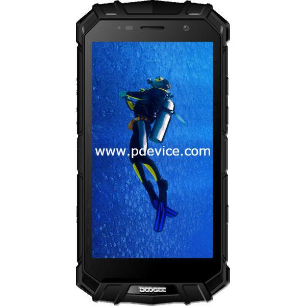 Doogee S60 Smartphone Full Specification