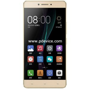 Gionee X1 Smartphone Full Specification