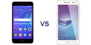 Huawei Y5 Lite (2017) vs Huawei Nova Young