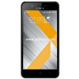 Lanix Ilium L620 Smartphone Full Specification