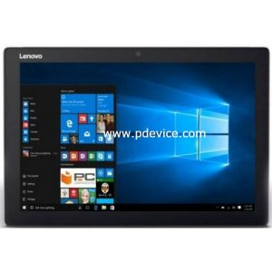 Lenovo MIIX 510 Intel Core i3 Tablet Full Specification