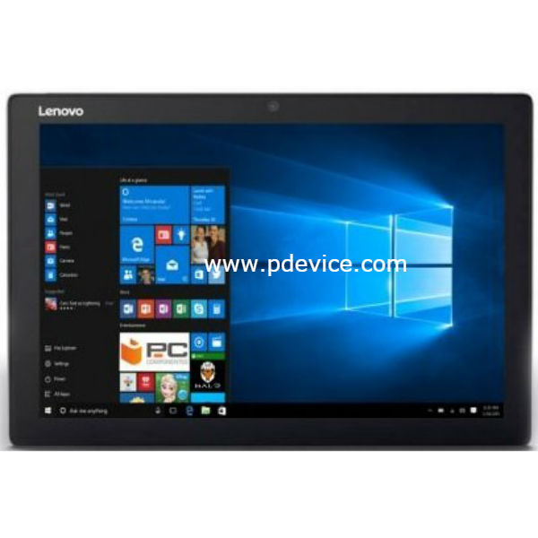 Lenovo MIIX 510 Intel Core i5 Tablet Full Specification