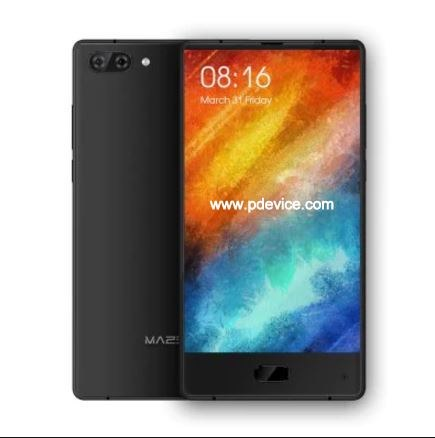 Maze Alpha Smartphone Full Specification