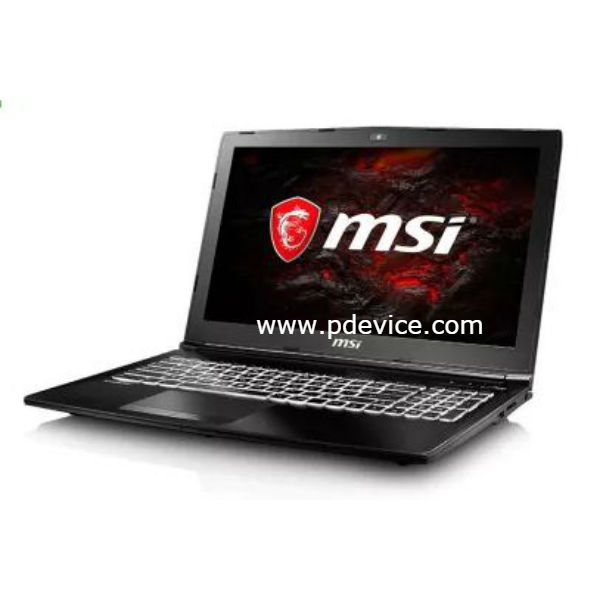 MSI GL62M 7REX-1252CN Gaming Laptop Full Specification