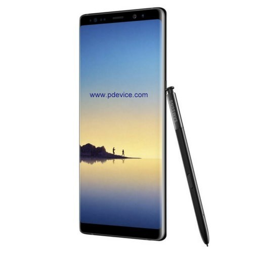 Samsung Galaxy Note 8 Exynos Smartphone Full Specification