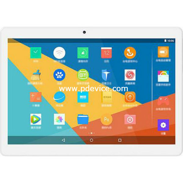Teclast P10 Tablet Full Specification