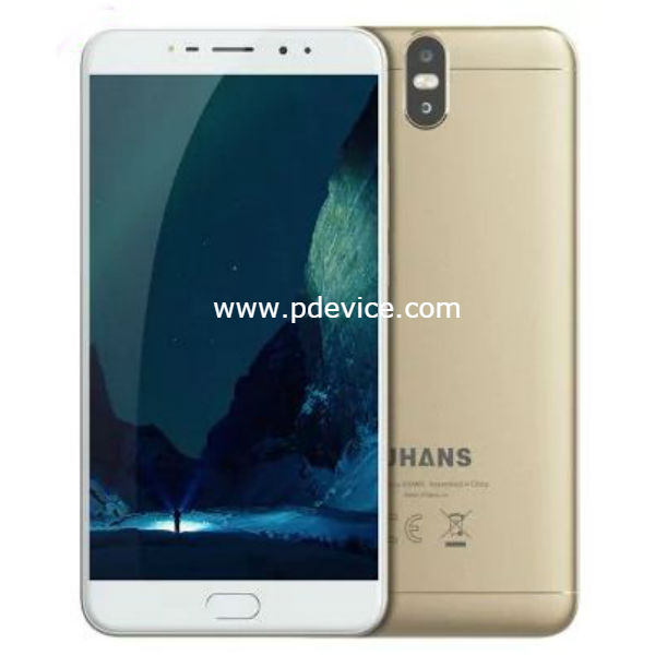 UHANS Max 2 Smartphone Full Specification