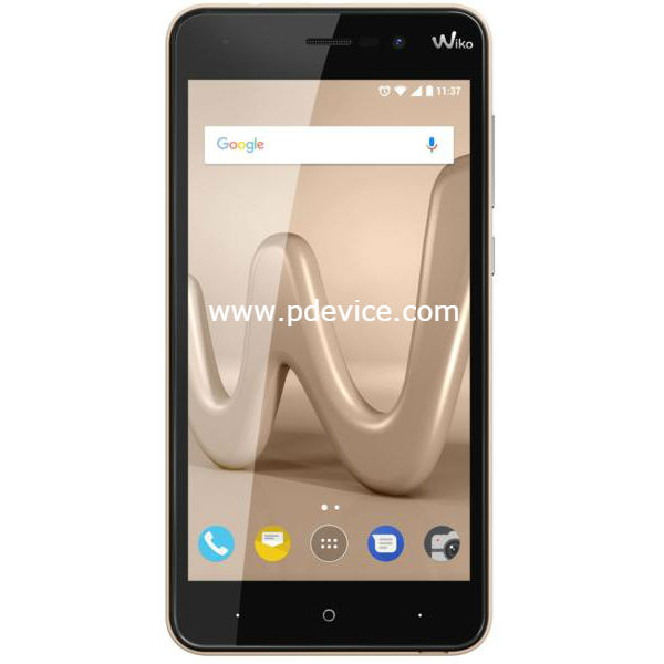 Wiko Lenny 4 Smartphone Full Specification