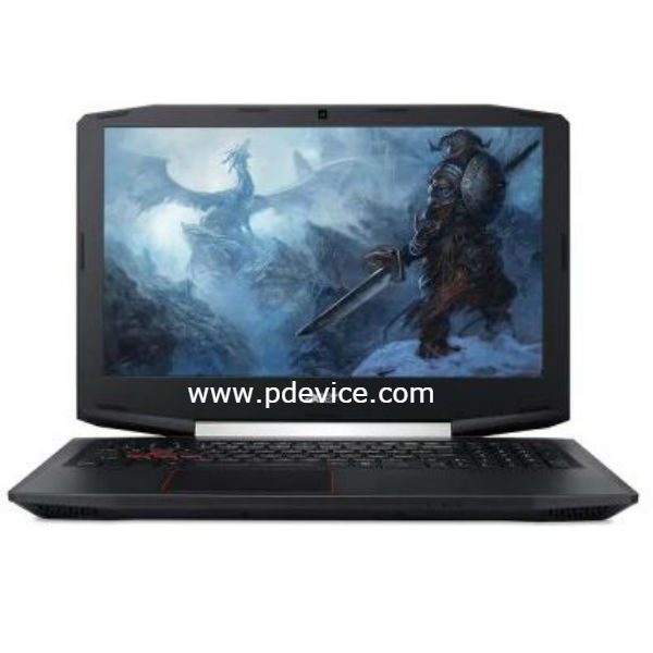 Acer VX5-591G-72LY Gaming Laptop Full Specification