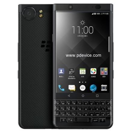 BlackBerry KEYone Smartphone Full Specification