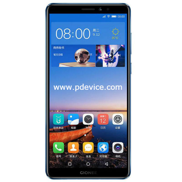 Gionee M7 Power Smartphone Full Specification