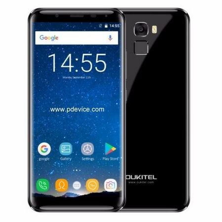 Oukitel K5000 Smartphone Full Specification